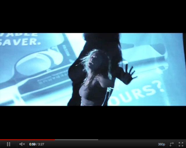 Nadia Fares Video